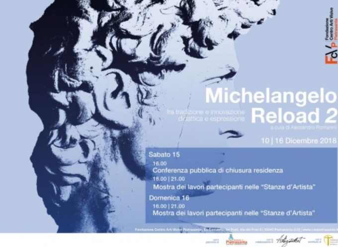 Michelangelo Reload 2, giovani artisti internazionali crescono a Pietrasanta