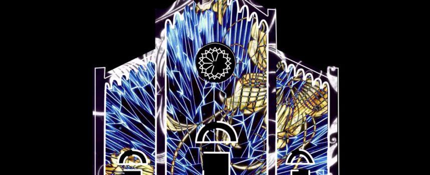 NATALE A PIETRASANTA:il Duomo di San Martino tra illusione e tridimensionale, ecco gli show di video mapping