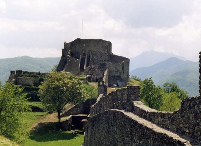Fine d'anno in Garfagnana, salendo e scendendo dalle Verrucole