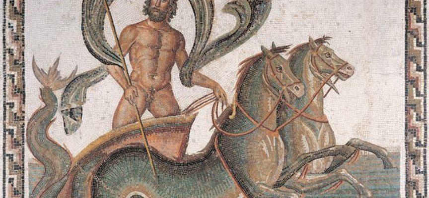 Nell'Antica Roma, 1 dicembre: Festa di Poseidon