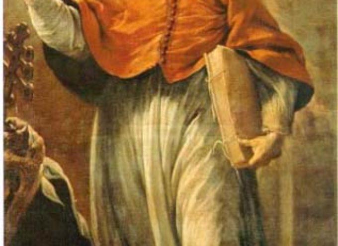 Il Santo del giorno, 11 Dicembre : S. Damaso I, Papa, patrono degli archeologi