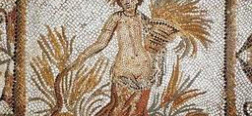 Nell'Antica Roma,13 dicembre: Sementivae a Tellus