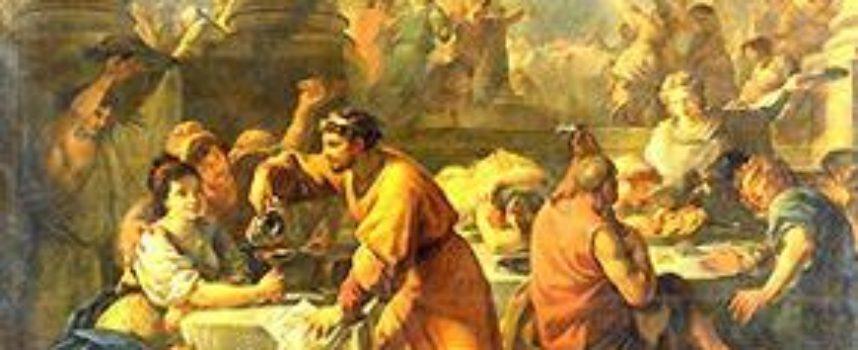 Nell'Antica Roma, 19 Dicembre: terzo giorno delle straordinarie feste Saturnalia!