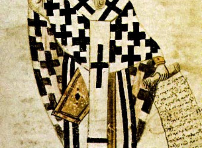Il Santo del giorno, 2 Gennaio: S. Basilio Magno, uno dei fondatori del monachesimo – S. Gregorio il Teologo, che definì il concetto di Trinità