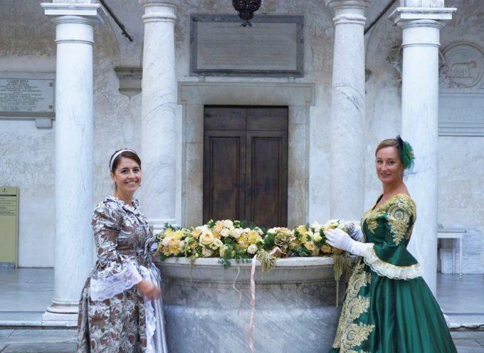 Visite guidate: un tè conMaria Cristina di Lorena per scoprire i segreti di Palazzo Mediceo