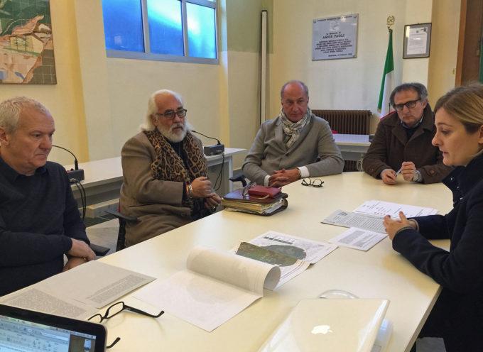 Rupe di Corvaia: firmata la convenzione pubblico-privato per il recupero dell'area. Ufficialmente acquisiti dal Comune i nove ettari sui quali nascerà ilparco archeo-urbano
