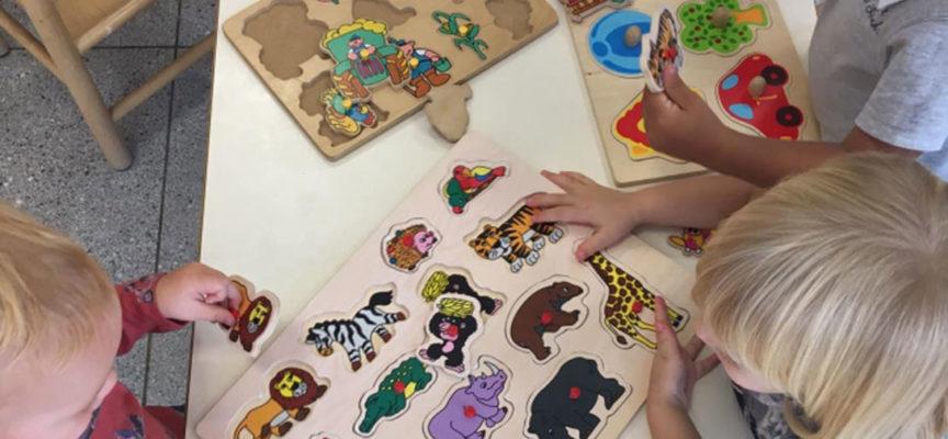 Infanzia: la ludoteca Girotondo accoglie i bambini anche durante le feste di Natale