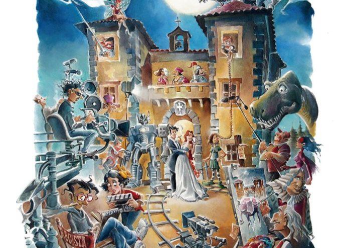 Il fumetto d'autore sbarca in Versilia. A Palazzo Mediceo dal 12 gennaio al 10 febbraio