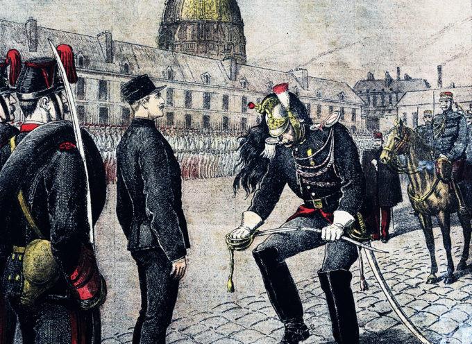 Accadde oggi, 22 dicembre 1894: la condanna del tribunale nell'Affaire Dreyfus