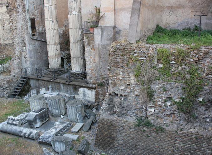Nell'Antica Roma, 22 Dicembre: Lari Permalini al Portico di Minucio – Sesto giorno dei Saturnali – ultimo giorno dei Ludi del Sole