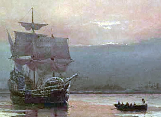 Accadde Oggi, 26 Dicembre 1620: I Padri Pellegrini della Mayflower sbarcano a Plymouth