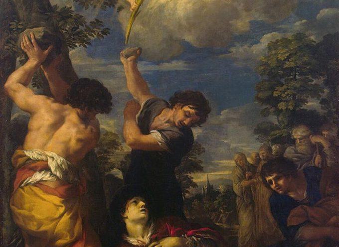 Il Santo del giorno, 26 Dicembre: S.Stefano, Protomartire ucciso dai suoi stessi fratelli israeliti