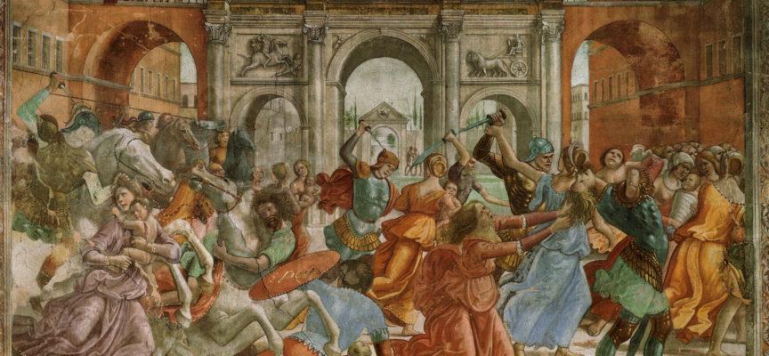 Il Santo del giorno, 28 Dicembre: Santi Martiri Innocenti