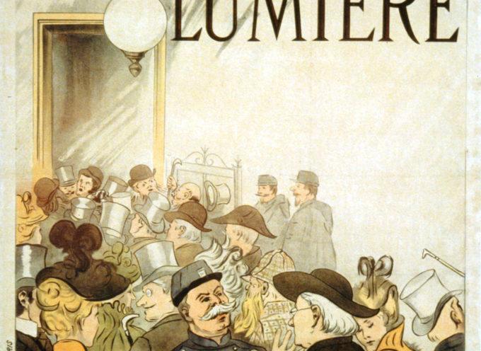 Accadde oggi, 28 Dicembre 1895: con la prima proiezione dei Fratelli Lumiere, nasce il cinema!