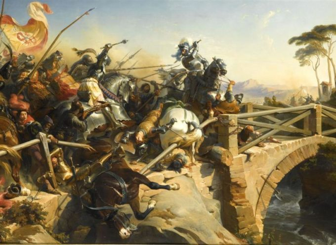 Accadde oggi, 29 Dicembre 1503: la battaglia del Garigliano, decisiva per le sorti del Mezzogiorno d'Italia