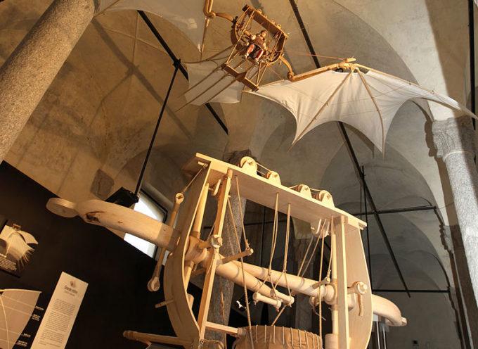 Accadde Oggi, 3 Gennaio: 1506, primo tentativo di volo umano ad opera di Leonardo da Vinci