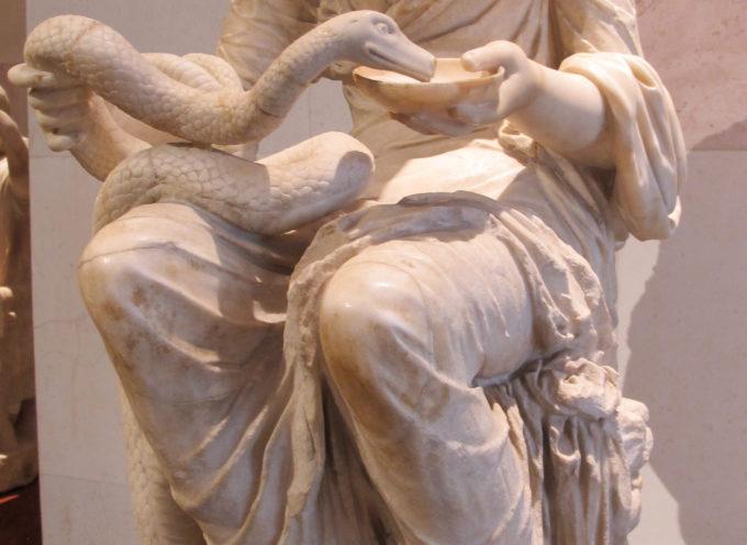 Nell'Antica Roma, 4 Gennaio: Festa di Princeps Salus, riti e voti alla Dea Salus, per la salute del Princeps