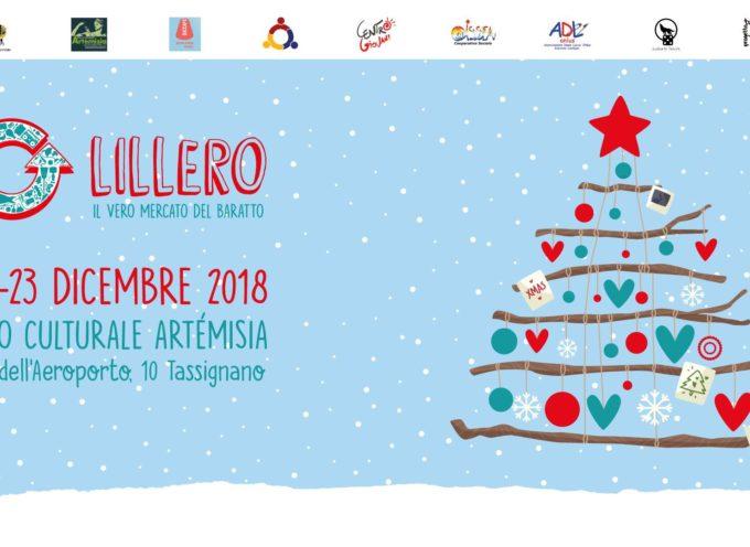 Anche quest'anno Lillero si riempie di brillantini e di lucine per l'evento più nataloso di sempre.