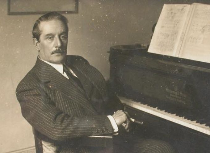 Buongiorno culturale di A.M.A. Cultura  Ricordiamo la scomparsa di Giacomo Puccini.