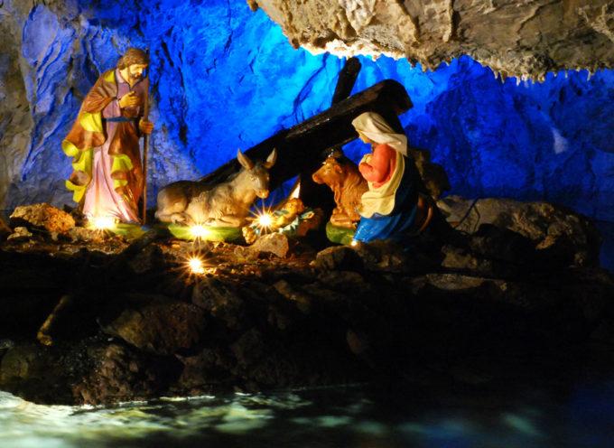 Sabato 8 dicembre si inaugura il 24° Presepe in Grotta