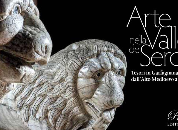 """CASTELNUOVO DI GARFAGNANA –  nella sala """"L. Suffredini"""", si terrà la presentazione del volume Arte nella Valle del Serchio."""