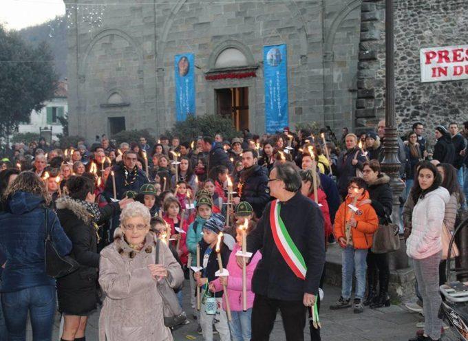 SULLA SCIA DELLA COMETA – Giornata del Fuoco. Domenica 16 Dicembre Castelnuovo Garfagnana.