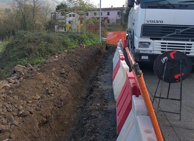 iniziati i lavori di scavo a Piano di Gioviano