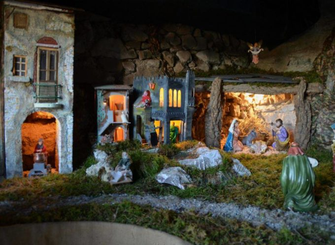 Inaugurazione del presepe al Museo del Castagno di Colognora!! Pescaglia