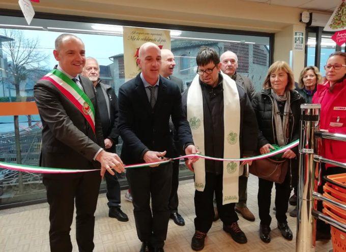 Ieri ha riaperto la Conad a San Leonardo in Treponzio!