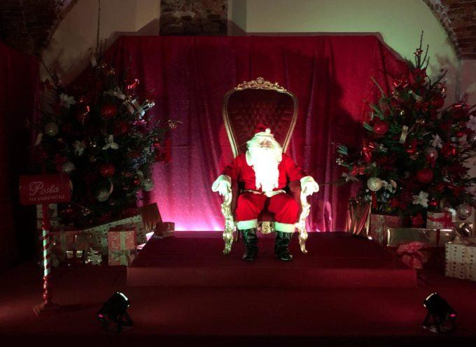 ALTOPASCIO – Ci siete già stati nella casa di Babbo Natale?!
