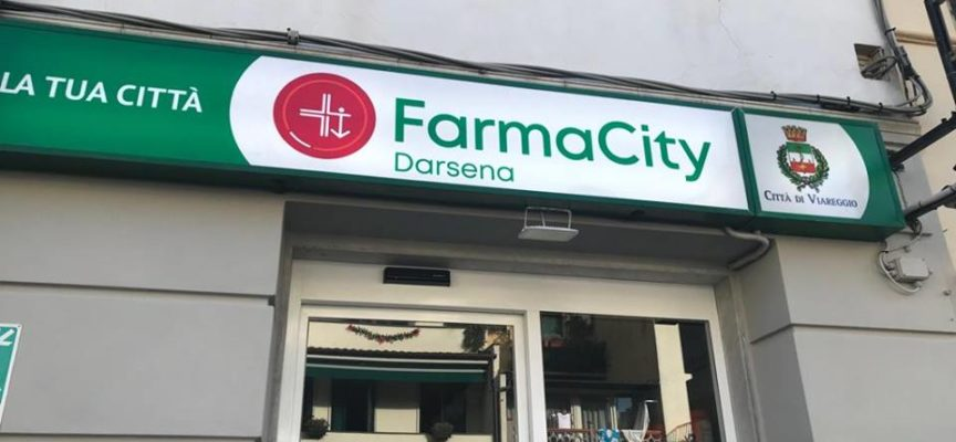 FARMACITY VIAREGGIO: APERTO IL PUNTO VENDITA IN DARSENA