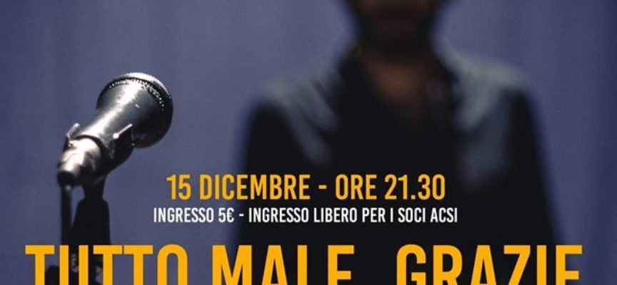 BARGA – JAZZ CLUB APRE ALLA STAND-UP COMEDY