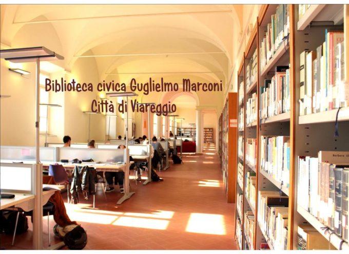 LA BIBLIOTECA COMUNALE DI VIAREGGIO FESTEGGIA 133 ANNI