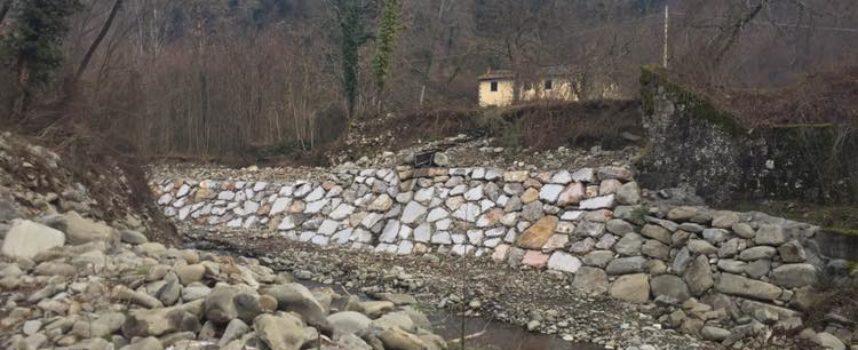 L'ultimo lavoro del Consorzio di Bonifica 1 Toscana Nord.