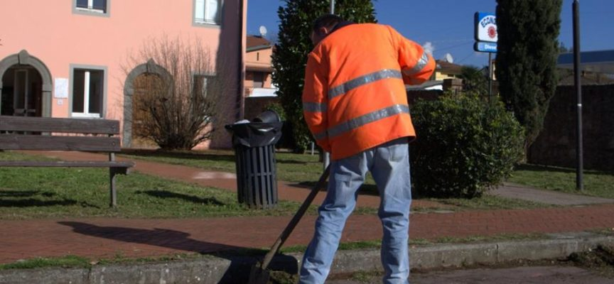 CAPANNORI DEBUTTA UN NUOVO SERVIZIO DI PULIZIA DEL TERRITORIO