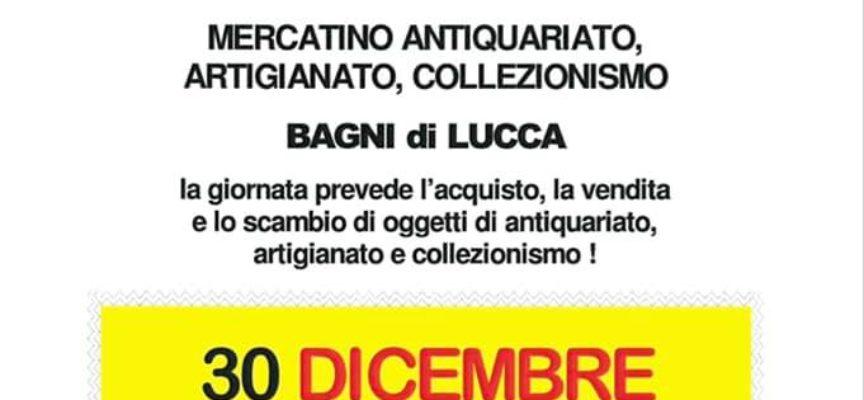 Soffitte in Strada!! il 30 dicembre, a  Bagni di Lucca.