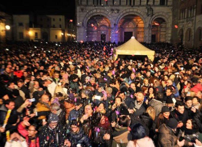 per il 7º anno consecutivo la grande festa di Capodanno in piazza San Martino,