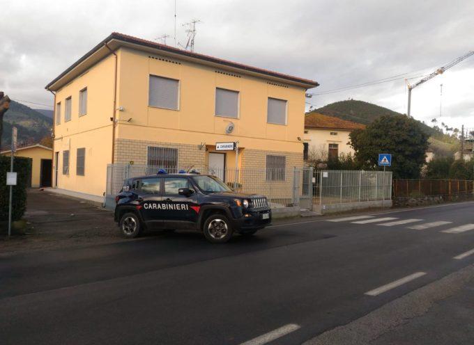 ha riaperto, la caserma dei carabinieri a collle di compito