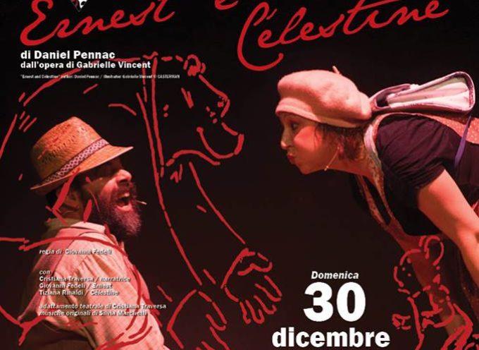 """al Teatro Comunale """"Idelfonso Nieri"""" di Ponte a Moriano, ultimo appuntamento teatrale del 2018!"""
