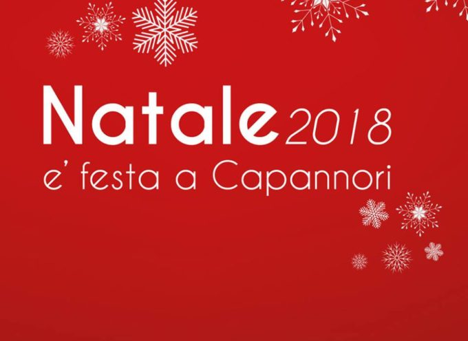 CAPANNORI – Proseguono sul territorio le iniziative realizzate in occasione delle festività natalizie.