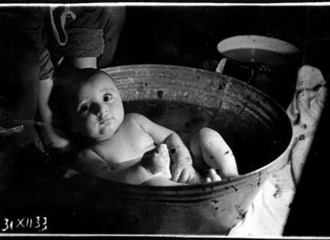 Il bagno della Vigilia.