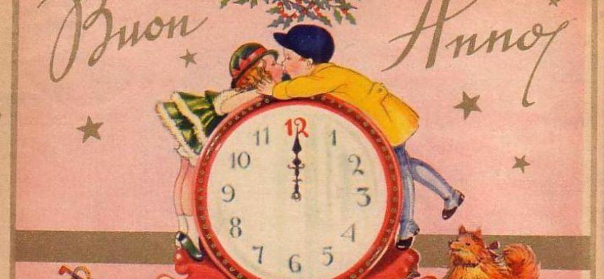 Buon Anno Nuovo a tutti Voi !!!!