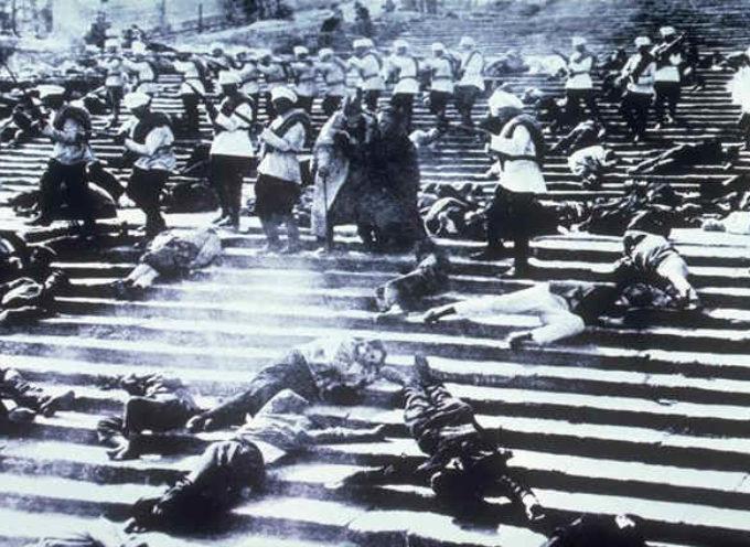 """Accadde oggi, 5 Dicembre 1925: prima proiezione de: """"La corazzata Potemkin"""""""