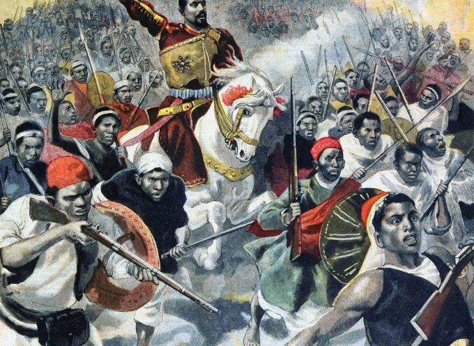 Accadde oggi, 7 Dicembre: 1895, la Battaglia dell'Amba Alagi
