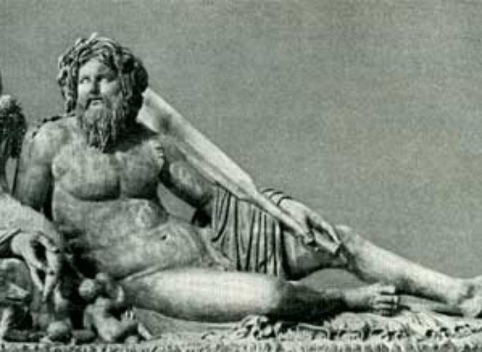 Nell'Antica Roma, 8 dicembre: Tiberinalia, Feste in onore di Tiberinus , il Dio Tevere