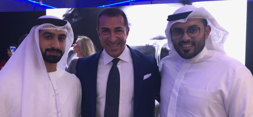 """""""Massimo Alparone approda anche a Dubai con la novità mondiale """"Fit & Glam"""". Ultimamente è uno dei personaggi più nominati nel panorama del Wellness internazionale"""
