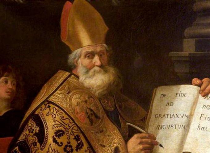 Il Santo del giorno, 7 Dicembre: S. Ambrogio di Milano, uno dei quattro massimi Dottori della Chiesa