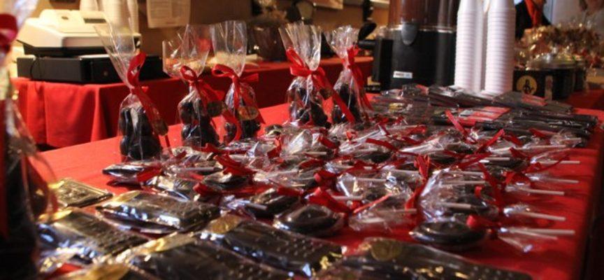 Sarà una dolce Barga, una Barga tutta al…cioccolato