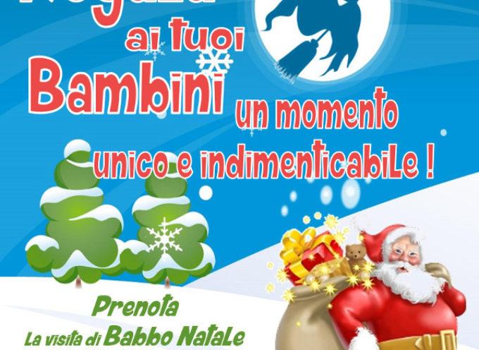 LUCCA – La Misericordia porta Babbo Natale e la Befana a casa tua!