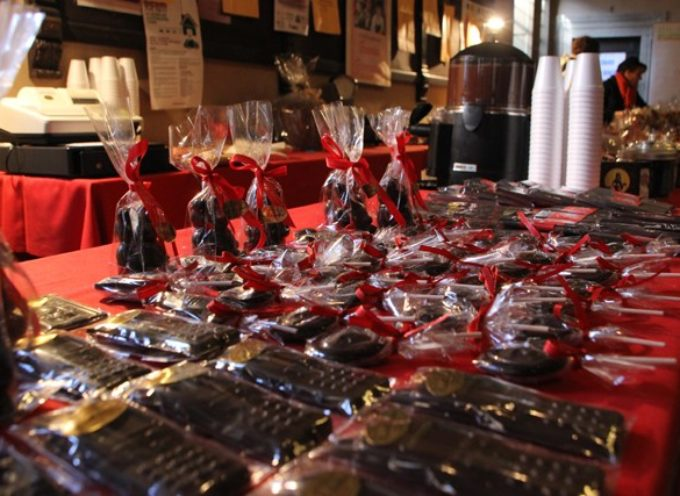 Grande successo a Barga per il Festival del Cioccolato[VIDEO]